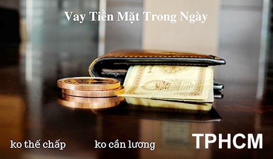cho vay tiền tại tphcm
