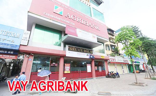 cho vay tiền kinh doanh ngân hàng Agribank
