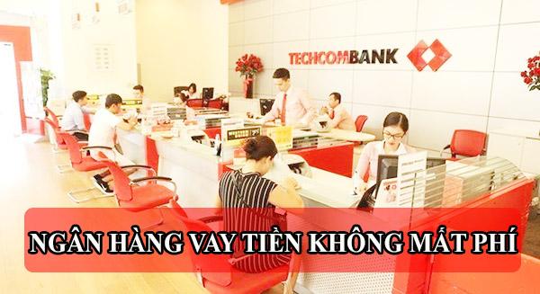 Ngân hàng Techcombank chuyển tiền không mất phí