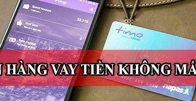 Ngân hàng số Timo chuyển tiền không mất phí