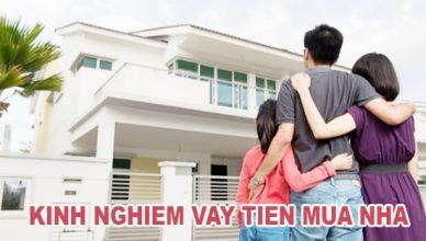 bí quyết vay tiền mua nhà