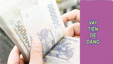 cách vay tiền dễ dàng