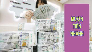 nơi cho mượn tiền nhanh